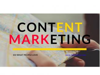 digital marketing , content marketing