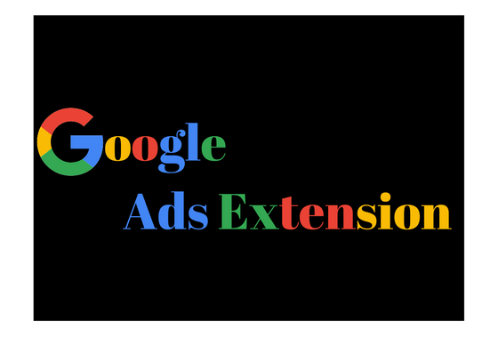 google adwords extension